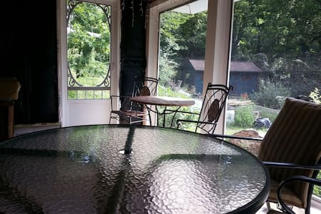 Cozy Room Right off Nature Park - Ambler - Dom