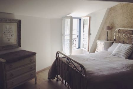 La Maison de Jac -  Le Grenier B&B - Bed & Breakfast
