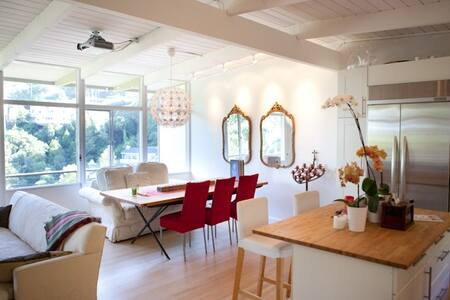 Artists Designer Retreat - Sausalito - Wohnung