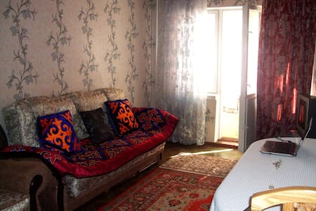 Nice & clean 2rooms flat in Bishkek