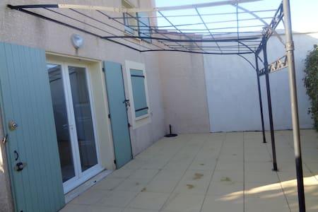 Maison Vic la Gardiole avec piscine