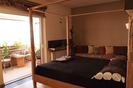 Panorama apt | Cosy room in Athens! - Apartment
