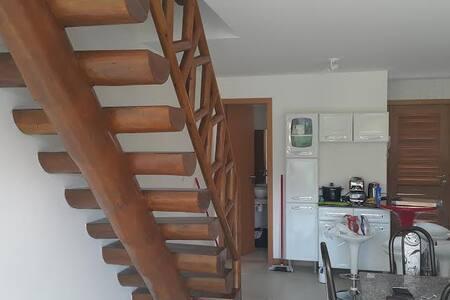 triplex itacimirim/praia do forte b - Apartment
