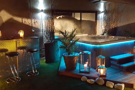 jacuzzy-dream - Apartment