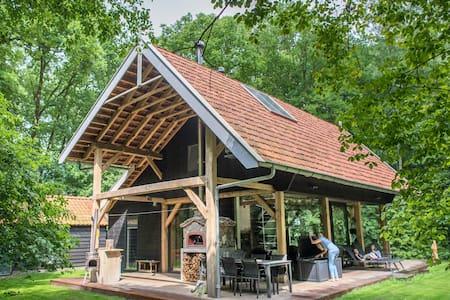 Vakantiehuis bosvilla Eikenhorst - Casa