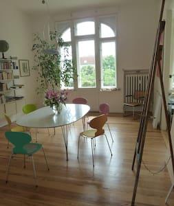 Design apartment sunny-quiet-centra