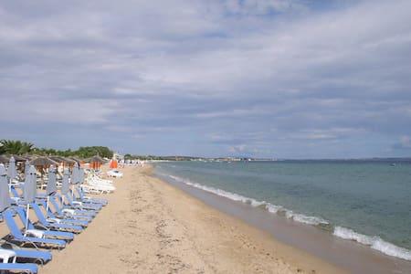 Апартаменты рядом с морем - Nea Plagia - Apartament