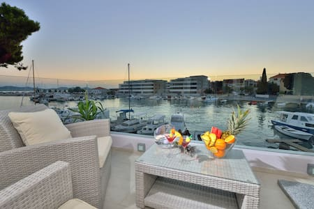 Deluxe apartment with sea view - Appartement