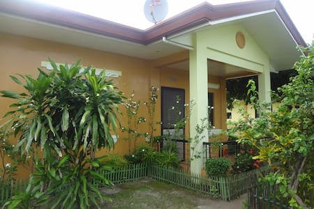 Nanay's house in San Antonio - Haus