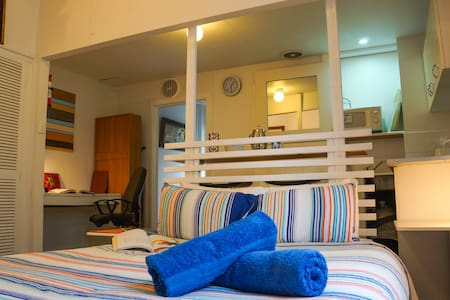 Ocean studio-10 steps to the water - Apartment