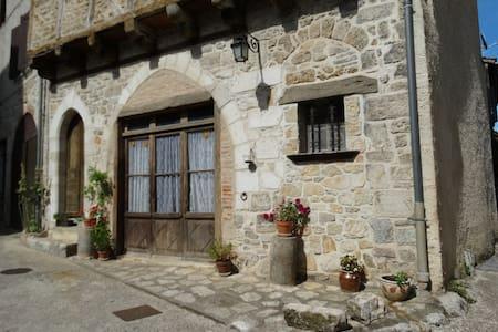 Maison médiévale - Haus