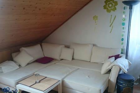 Schönes Zimmer im Regensburger Norden - Lappersdorf - House