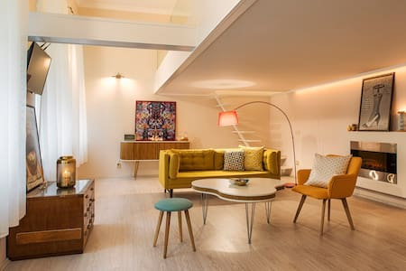 NEW Boutique Luxury Apartment near Andrássy Avenue - Pis