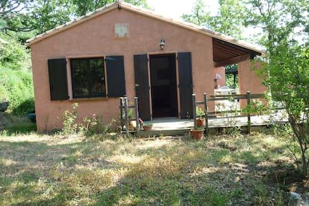 maison à Bouyon à 30 km de NIce - Hus