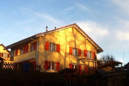 La Maison Jaune - House