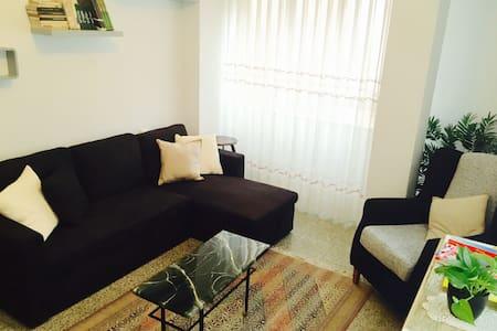 Quaint 2BR Spanish flat in Sagunto - Flat