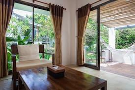 Picture of Villa in tropical garden & beach