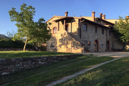 Newly built Tuscan Villa with Views and Elegance - Poppi