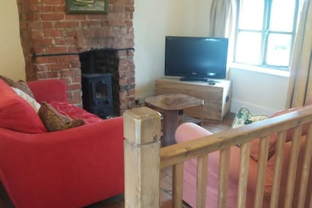 Relaxing cottage on the north coast of Cornwall - Camelford - Dom