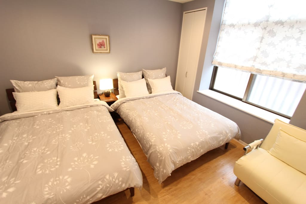 bedroom ベッドルーム