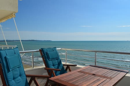Beautiful Sea View Apartment in Durres - 75 - Durrës - Apartment