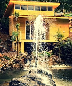 Dreamwater Villa..Private Waterfall - San Gerardo de Dota - House