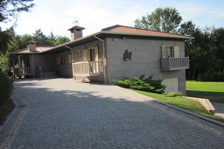 Casa do Cavalinho - Prazins (Santa Eufémia) - Cabane