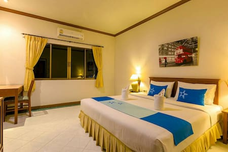 (S2) Standard Double Bed Room - Pension