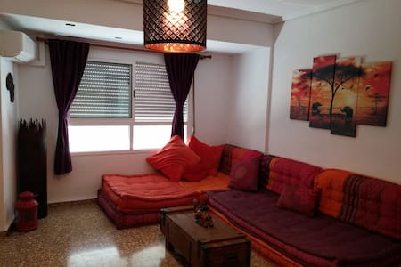 BEAUTIFUL ROOM  NEAR  OCEANOGRAFICO & CITY CENTRE - Apartamento