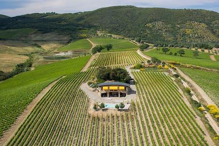 Secluded Luxury Studio in Vineyards - Huvila