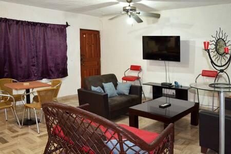 Private room perfect location - Cancun - Appartamento