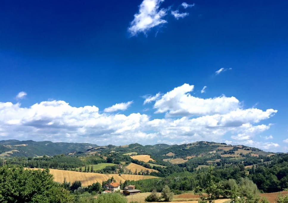 Umbrian Country House near Tuscany