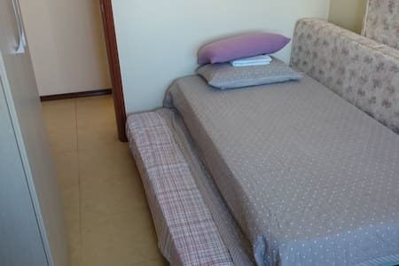 2 Beds + Bathroom (en suite)