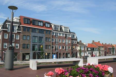 Luxe appartement in vissersdorp - Wohnung