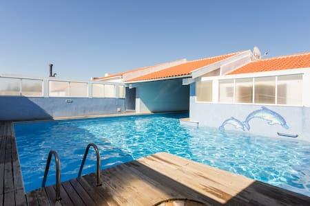 Four Bedroom villa with ocean view. - Haus