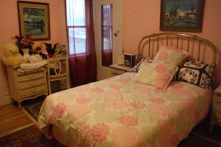 Beautifull private room.