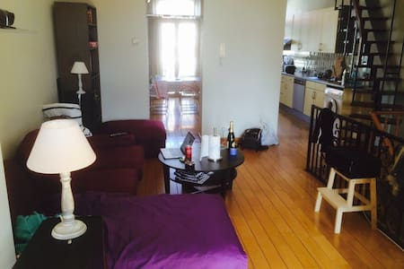 Charming 1 bedroom flat with terrac