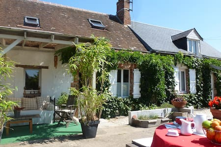 Chez Liliane - Langey - Bed & Breakfast