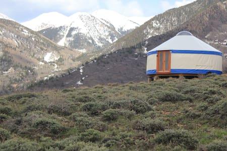 Jimmy Keen Yurt - Moab
