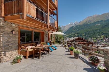 Chalet Ibron: 113711 - Zermatt - Villa