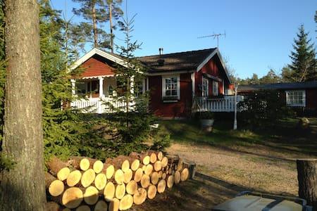 Søen, Skoven, Ro i svensk idyl - Sommerhus/hytte