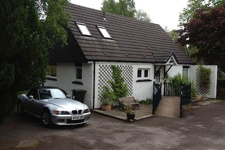 Birch Cottage, Strathpeffer - Talo