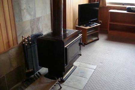 Central Studio Apt with Fireplace - Jindabyne - Lägenhet
