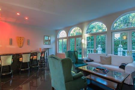 Elegant and spacious house close to Stanford - Atherton - House