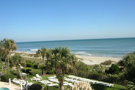 3rd Floor DIRECT Ocean Front on the beach - Myrtle Beach - Apartment