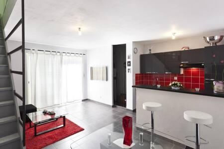 Appartement Indépendant dans villa