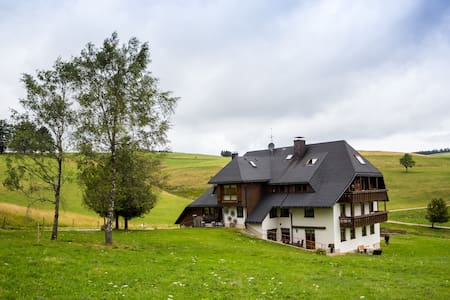 Black Forest - Appartement