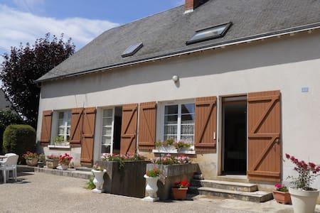 Maison de campagne proche Blois - Landes-le-Gaulois - Bed & Breakfast