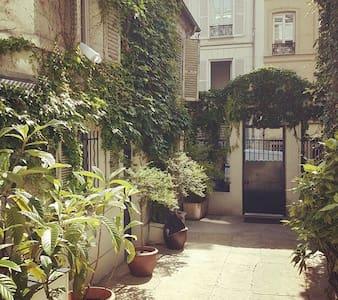 Charmant appartement Montmartrois