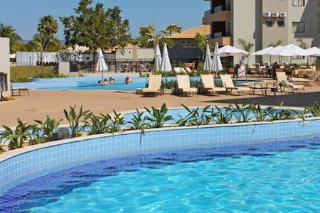 Apartamento em Caldas Novas - Wohnung